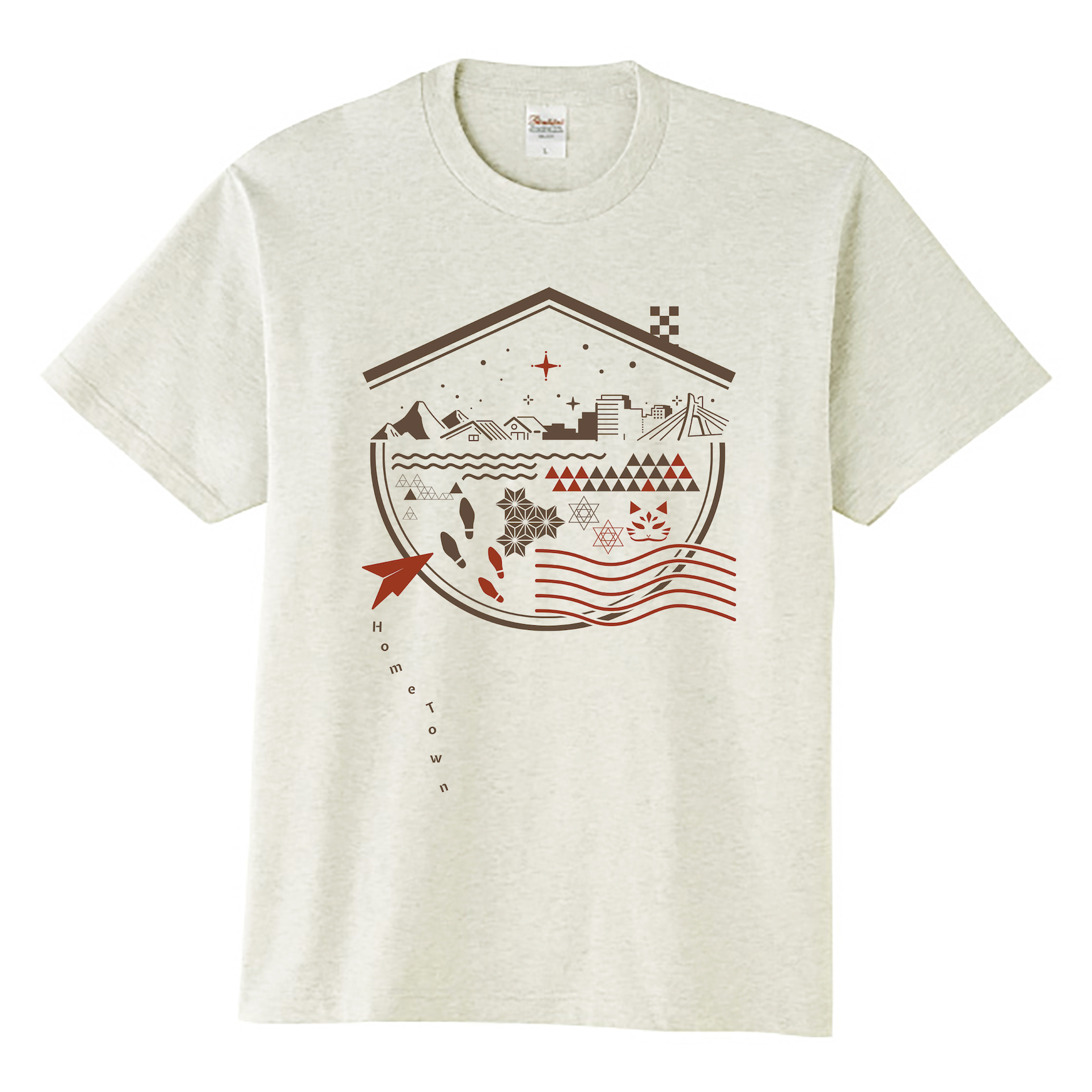 【Home Town会員限定】君住む街へ Tシャツ ~Home Town ver~(予約販売商品)