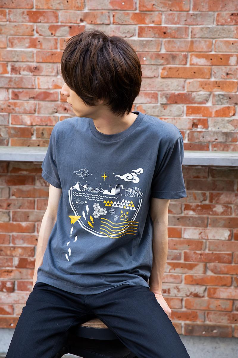 君住む街へ Tシャツ