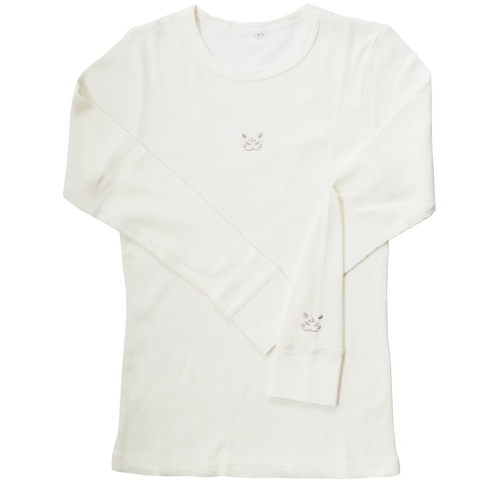 サーマルロング ロゴTシャツ